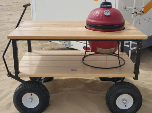Beach and Camping Cart